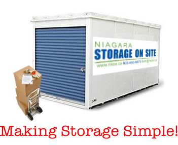 Niagara, St-catharines, Welland, Fort Erie, moving, storage, portable, cube, container, move, storage on site